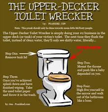 bathroom prank ideas pranks 4 infographics pranks