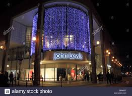 Commercial Christmas Decorations London by The Christmas Lights At John Lewis In Kingston Upon Thames Sw