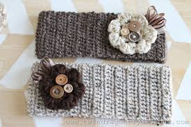 crocheted headbands crochet headbands dragonfly designs