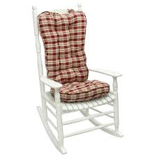 One Piece Rocking Chair Cushions Furniture Dazzling Design Of Rocking Chair Cushion Sets For Chic