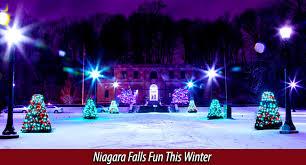 niagara falls christmas lights fun for all this winter in niagara falls weinkeller