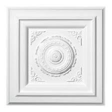 Cheap Ceiling Medallions by Square Ceiling Medallions Architecturaldepot Com Square