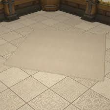 wool rug combed wool rug ffxiv housing rug