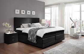 schlafzimmer mit boxspringbett einrichten schlafzimmer einrichten