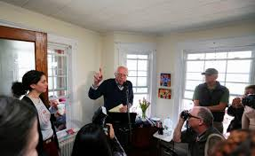 bernie sanders vermont house commentary how comedians would rank the presidential candidates