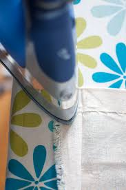 diy no sew curtains tutorial everyday good thinking