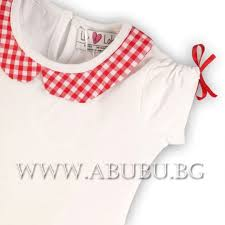 koketna bg кокетна блузка strawberry1 c10