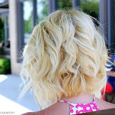 curly blunt cut short hair cuts back view 100 hottest bob haircuts for fine hair long and short bob