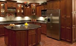 Cherry Shaker Kitchen Cabinets RTA Cabinet Store - Kitchen cabinets store