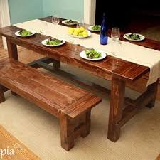 farm tables with benches farmhouse dining tables custom farmhouse tables custommade com