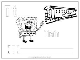 spongebob alphabet worksheets uppercase and lowercase