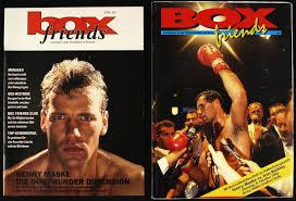 Light Heavyweight Champion Lot Detail 1993 96 Henry Maske World Light Heavyweight Champion