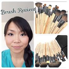 my makeup brush set review
