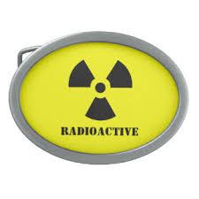 Radioactive Halloween Costume Halloween Costume Belt Buckles Zazzle