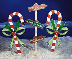 Christmas Outdoor Decorations Usa by Best 25 Outdoor Christmas Yard Decorations Ideas On Pinterest
