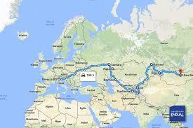 Mongolia On World Map Mongolei 2016 25 000 Km U2013 Einmal Nach Zentralasien Und Zurück