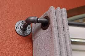 Curtain Rods Target Industrial Curtain Rods Diy Home Design Ideas