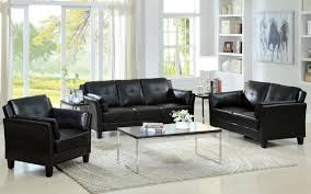 Black Living Room Furniture Sets by Awesome Black Living Room Set Pictures Home Design Ideas