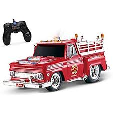 Fire Engine Bed Amazon Com Kidirace Rc Remote Control Fire Engine Truck
