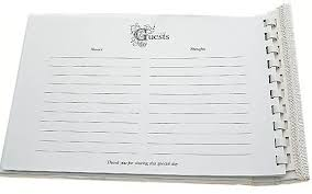bridal guest book guest book ivory bridal guest book with pearls 2 be unique