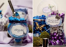 purple and blue wedding classic blue and purple florida wedding 17 every last detail