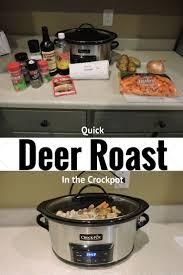 best 25 deer roast ideas on pinterest venison roast crockpot