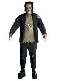 frankenstein costumes classic scary monster halloween costumes