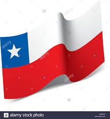 Cile Flag Chilean Flag Waving Stock Photos U0026 Chilean Flag Waving Stock