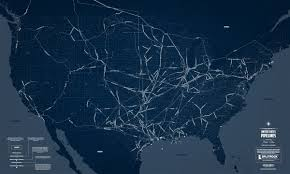 Keystone Xl Pipeline Map Keystone Is Down But Pipelines Threaten From Virginia To