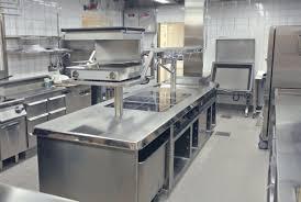 kitchen cool commercial kitchen island room design ideas