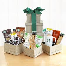 coffee and tea gift baskets tea coffee gift baskets hayneedle