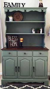 Kitchen Furniture Hutch Best 25 Refurbished Hutch Ideas On Pinterest Hutch Makeover
