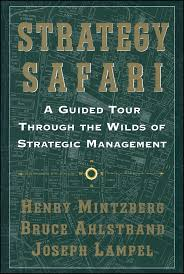 amazon com strategy safari a guided tour through the wilds of