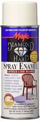 majic 178853 diamond hard spray paint off white gloss 11 oz