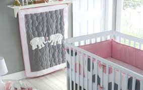 pink and gray baby nursery purple nursery bedding image of