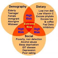 symptoms of iron deficiency overload heme and non heme iron