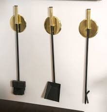 contemporary fireplace tools fireplace ideas