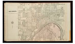 Map Of Minnesota Cities John R