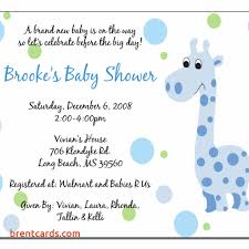 baby shower sayings baby boy shower invitations free card design ideas