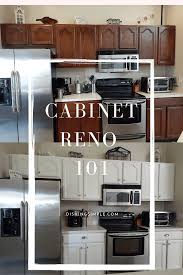 how to paint cabinets white without sanding painting oak kitchen cabinets white without sanding