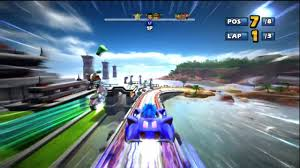 sonic sega all racing apk sonic sega all racing gameplay hd