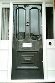 Paint A Front Door by How We Paint A Front Door Trim Decoratingtrim Decorating
