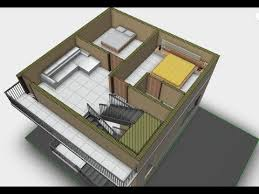 floor plan for 30x40 site 30x40 north face duplex house plan in west face site 3 bedrooms