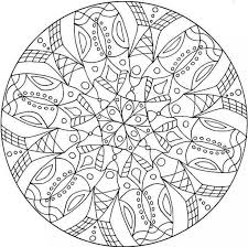 92 art mandala coloring pages images