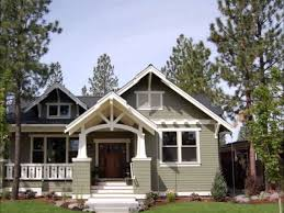 modern bungalow house designs and floor plans for small homes with
