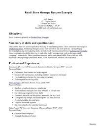 retail resume templates retail resume template simple retail manager resume exles luxury