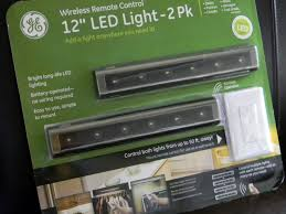 How To Install Under Cabinet Lighting by Led Cabinet Lighting Battery Roselawnlutheran