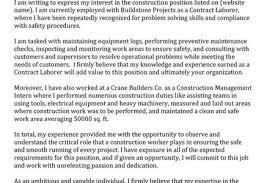 construction contractor description description of an