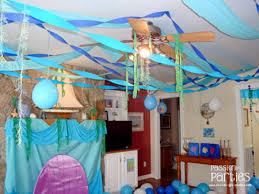 the sea party ideas the sea birthday party ideas