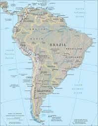 Blank Map Of Western Hemisphere by Atlas Of South America Wikimedia Commons